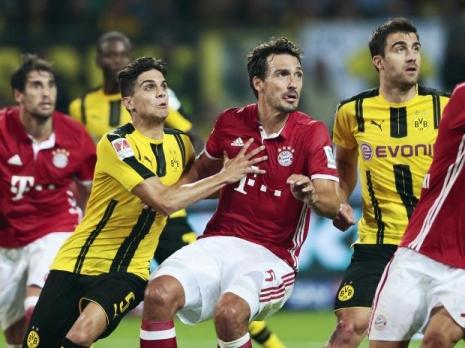 «Бавария» сыграет с «Боруссией» Д в полуфинале Кубка Германии