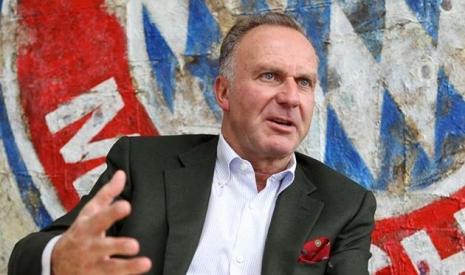 Румменигге: бренд «Бавария» уступает лишь «Реалу»