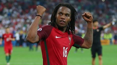 Саншеш вызван в сборную Португалии на матчи отборочного цикла ЧМ-2018