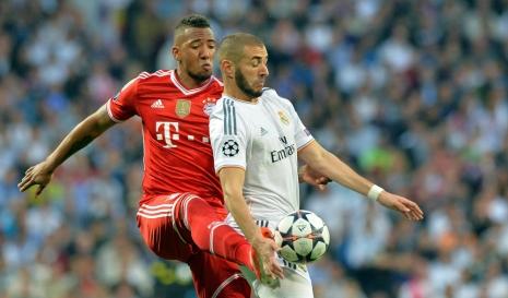 Боатенг: матч между «Баварией» и «Реалом» - это досрочный финал