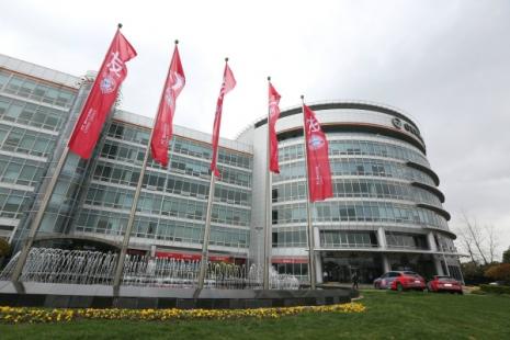 «Бавария» открыла офис в Шанхае