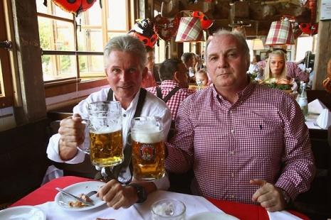 Хёнесс уверен в победе «Баварии» в Бундеслиге