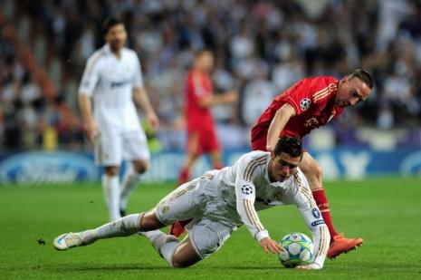 Рибери ждёт тяжёлого матча против «Реала»