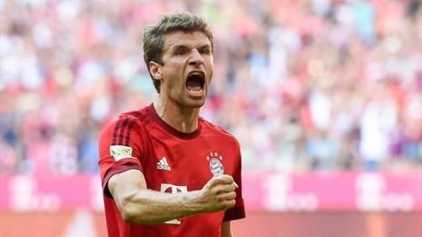Мюллер: «Бавария» не хочет терять чувство победы