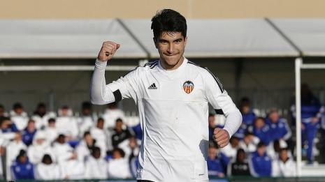 «Бавария» следит за полузащитником «Валенсии»