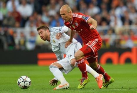 Роббен намерен показать свою лучшую игру в Мадриде