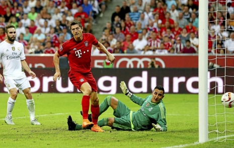 «Реал» отказался покупать Левандовски за €20 млн