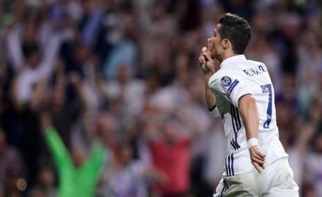 Хет-трик Роналду выбил «Баварию» из Лиги чемпионов
