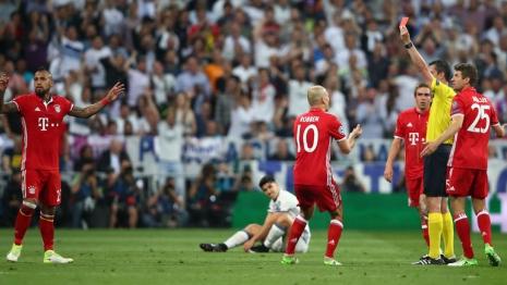 Жена Анчелотти: судейство в матче «Реал» - «Бавария» было несчастьем