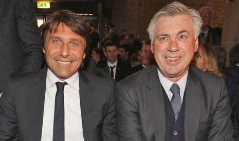 Анчелотти: Конте заслуживает большого уважения