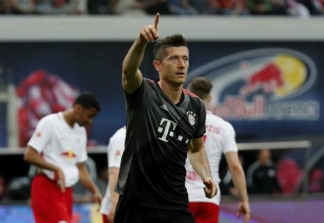 «Бавария» обыграла «Лейпциг», пропустив четыре мяча