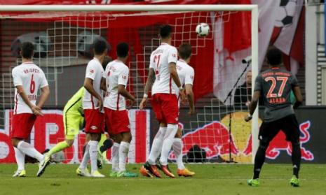 «РБ Лейпциг» - «Бавария». Видеообзор матча 33-го тура Бундеслиги