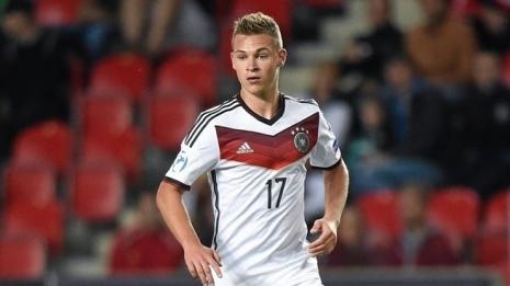Киммих - единственный игрок «Баварии» в составе сборной Германии на Кубок конфедераций