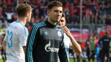 Горецка опроверг информацию о своём переходе в «Баварию»