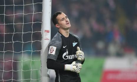Лунёв хотел бы стать вратарём «Баварии»