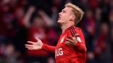 «Бавария» договорилась о трансфере Брандта