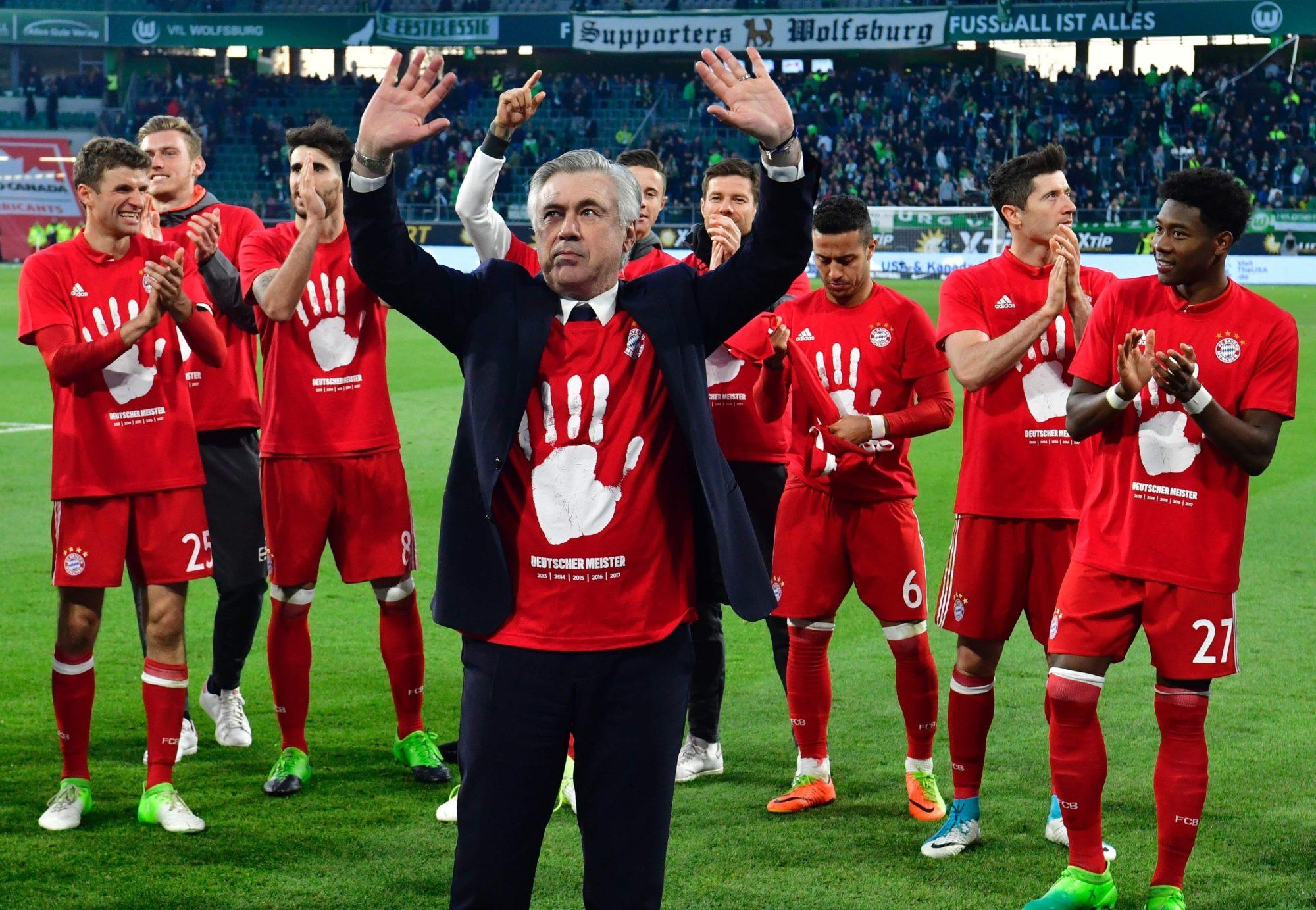 Состав футбольной команды мюнхенская бавария на сезон