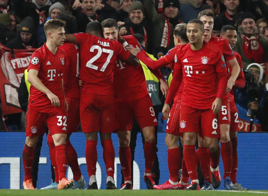 «Бавария» вошла в топ-15 рейтинга самых дорогих составов в мире